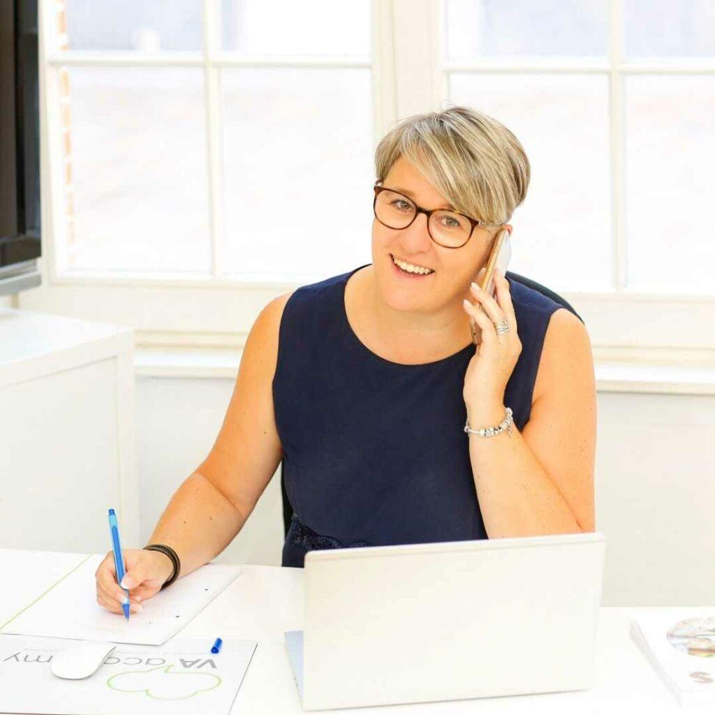 Alison Stessens - coördinator Samenwerkingsverband provincie Antwerpen